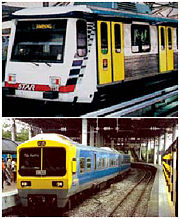KL rail services
